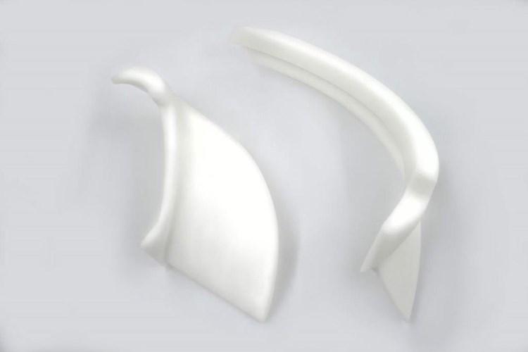 Kleinserienteile mit Stereolithographie gefertigt