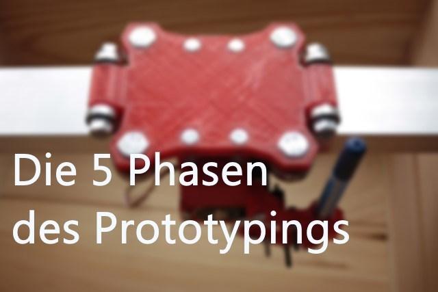 5 phasen prototypings artikelbild